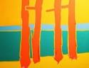 Painting--Acrylic-FantasyMidwinter Fantasy