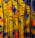 brightly coloured image of trees... (thumbnail)