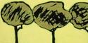 Painting--Acrylic-BotanicalThree Standing