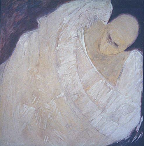 Painting--Acrylic-FigurativeFallen Angel