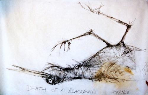Death of a Blackbird (large view)