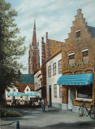 A Stroll in Bruges