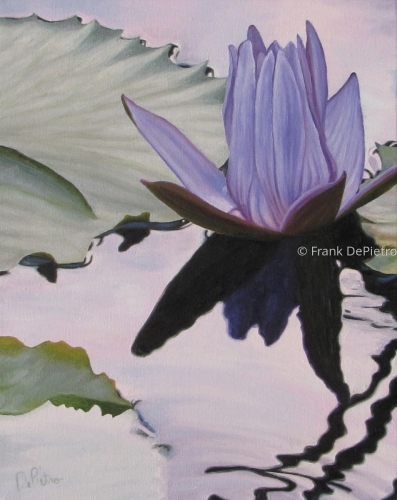 Water Lilies #21
