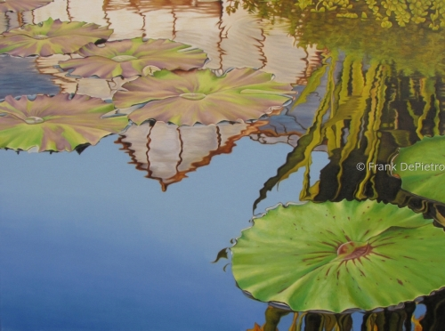 Water Lilies # 31