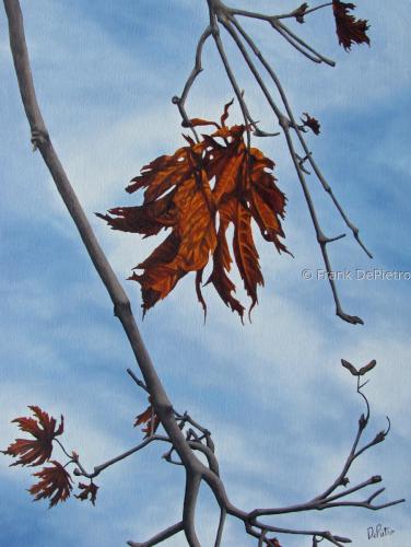 Autumn Leaves #2