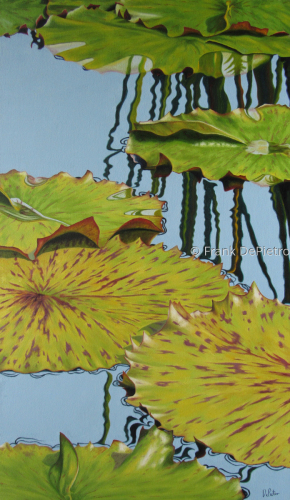 Water Lilies #44