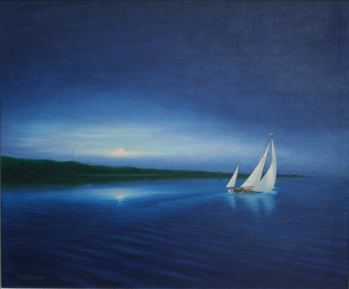 Moonlight Sail (large view)
