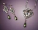 Fine Silver & Opal Set (thumbnail)