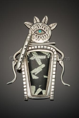 Shaman #1 by Franki Martin Designs
