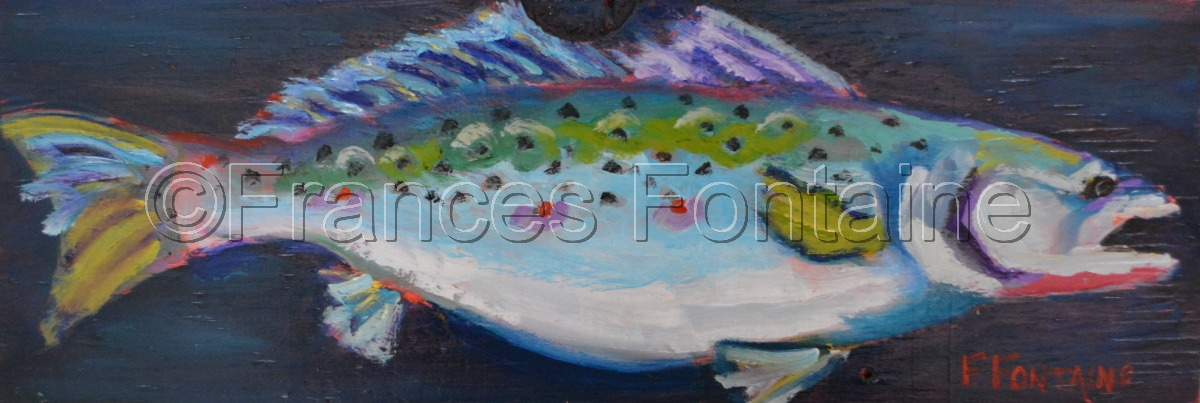 Colorful Trout (large view)