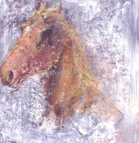 Gayla's horse