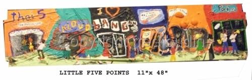 Little five points