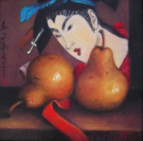 Geisha Pears