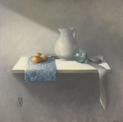 Arrangement on a Shelf - 3