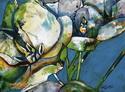 Turquoise Flower (thumbnail)