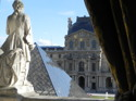 Overlooking the Louvre (thumbnail)