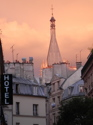 Parisian Sunset (thumbnail)