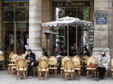 Cafe by the Louvre (thumbnail)