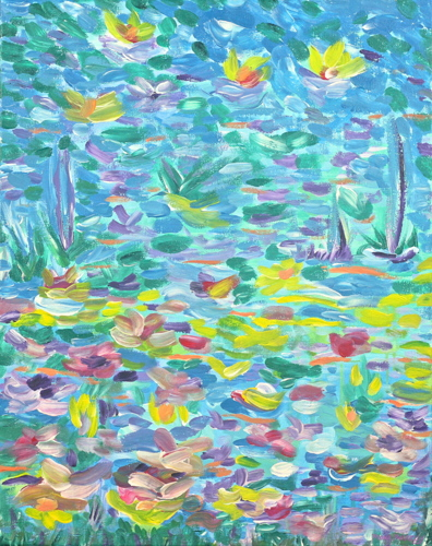 Thoughts of Monet