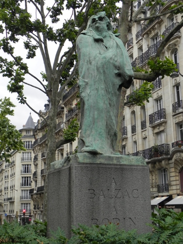 Photography-Balzac by Rodin
