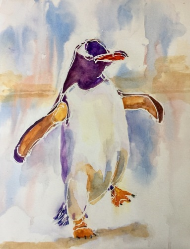Penguin two