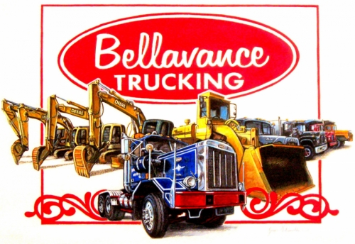 Bellavance Excavation & Trucking
