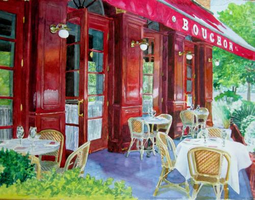 Bouchon Restaurant Napa Valley
