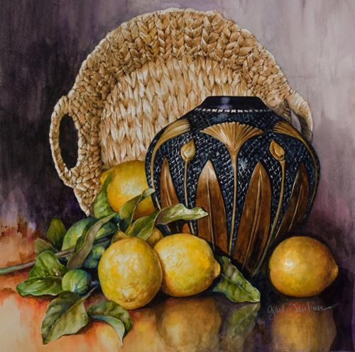 Lemons and Gingko