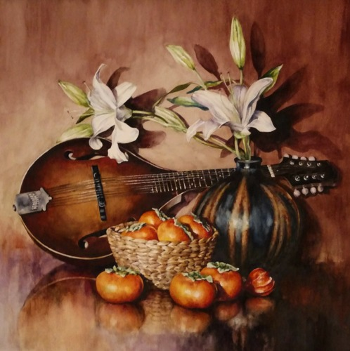 Autumn Melody by Gail Faulkner