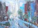 Blue Cityscape (thumbnail)
