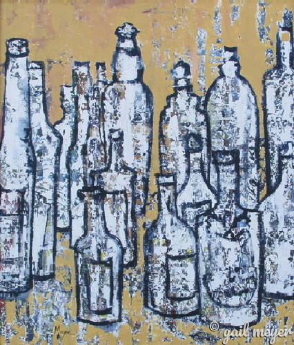 Les Fauves Bottles (large view)