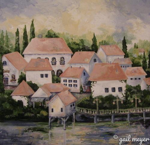 Tuscan Village II (large view)