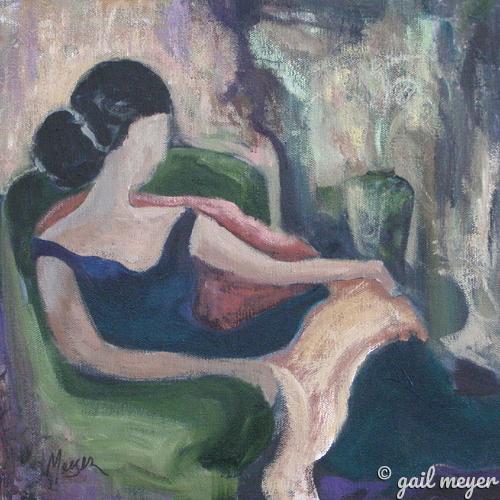Painting--Acrylic-FigurativeMaria