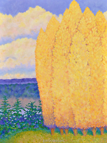 Poplars Golden Message