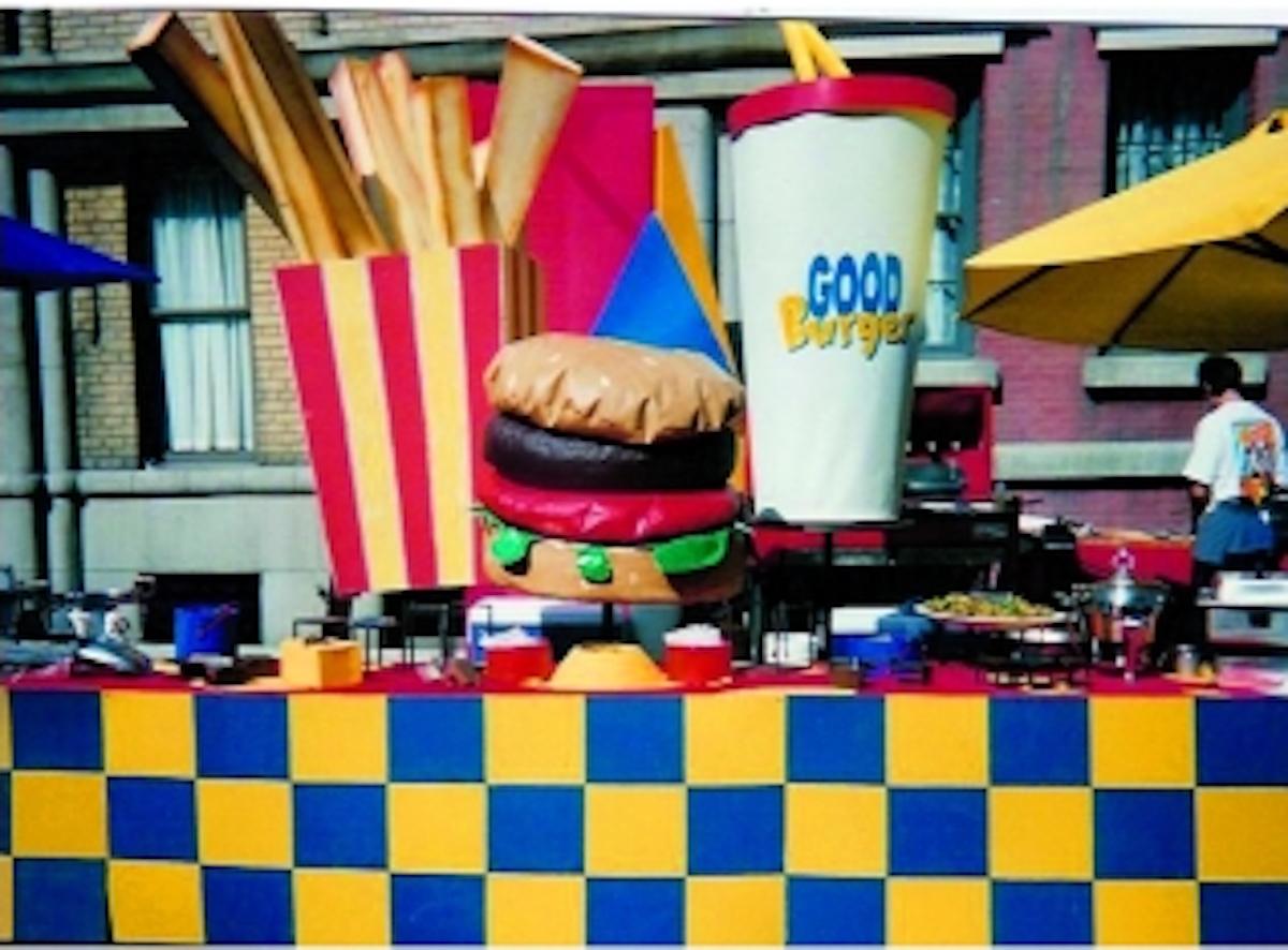 MTV's Good Burger Film Premiere (large view)
