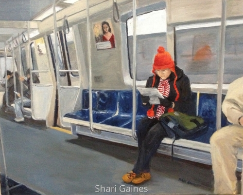 On The Green Line: The Reader