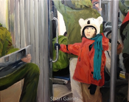 On the Green Line: Small