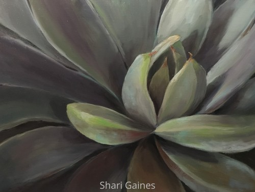 Emergence by Shari Gaines