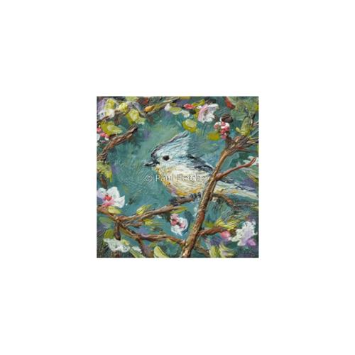 Tufted Blossom ~ 5X5