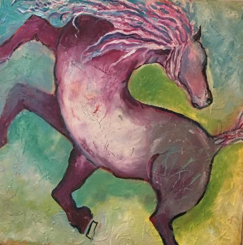 Blind Horse Rising