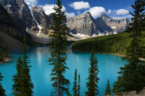 Moraine Lake Grandeur