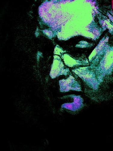 j chio--guitarist by Gary Friedman