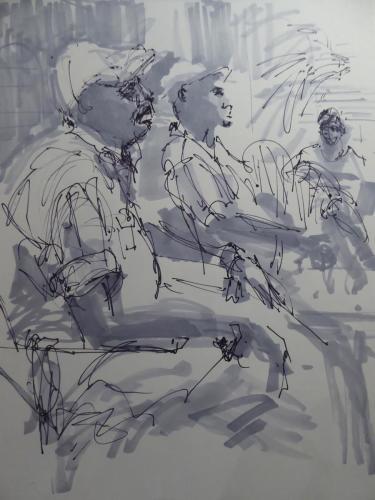 Musicians in Camaguey, Cuba