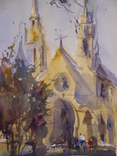 Church at Washington Square