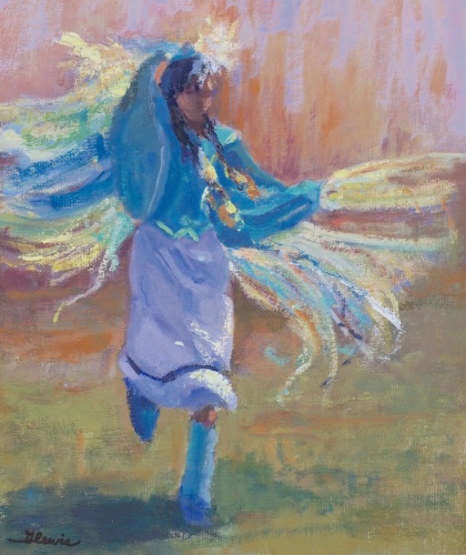 Native Dancer by Gayle Lewis