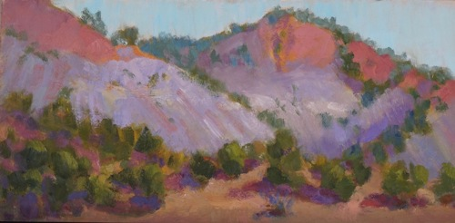 Cedar Ridge by Gayle Lewis