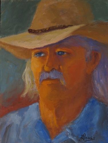 Cowboy by Gayle Lewis