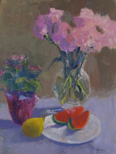 Still Life I by Gayle Lewis