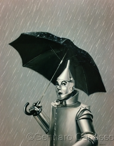 Tin Man by Gennaro Capasso
