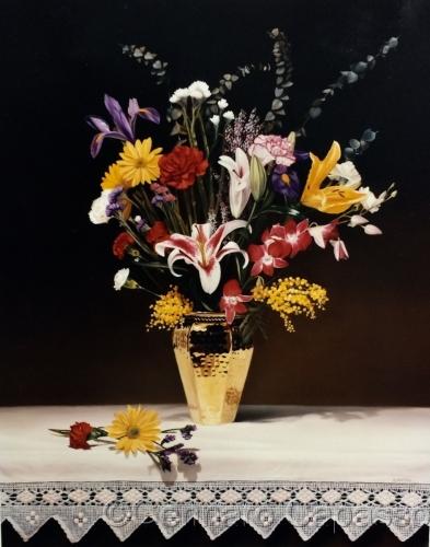 Flowers by Gennaro Capasso
